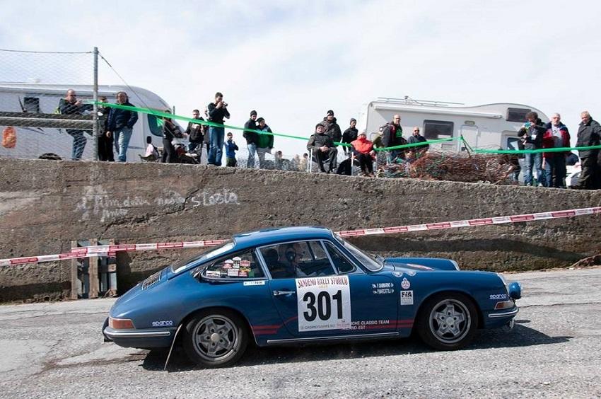 8° Rally Lana Storico: apertura iscrizioni.
