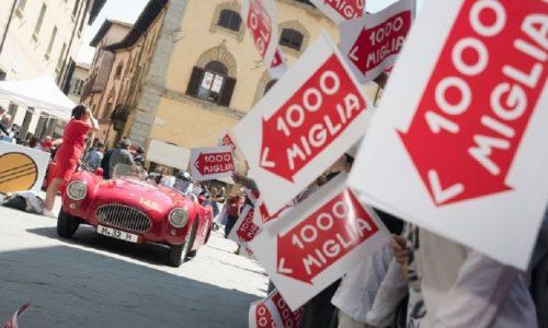 Brescia e la 1000 Miglia si incontreranno di notte!