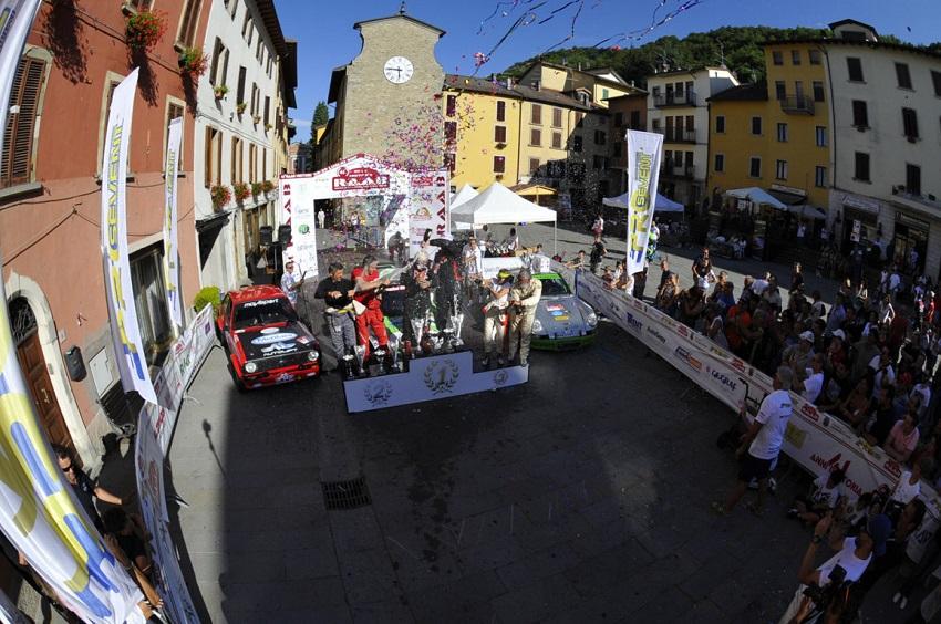 Grande fermento per il 42° Rally Alto Appennino Bolognese storico.