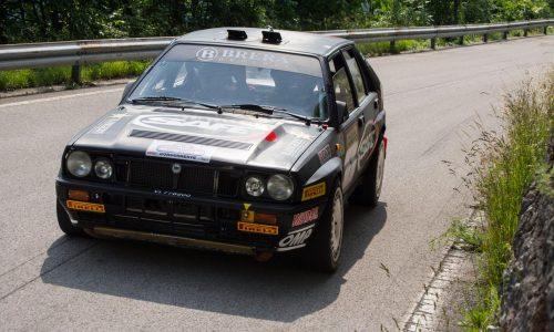 Il 14° Rally Storico Campagnolo è di Lucky-Pons