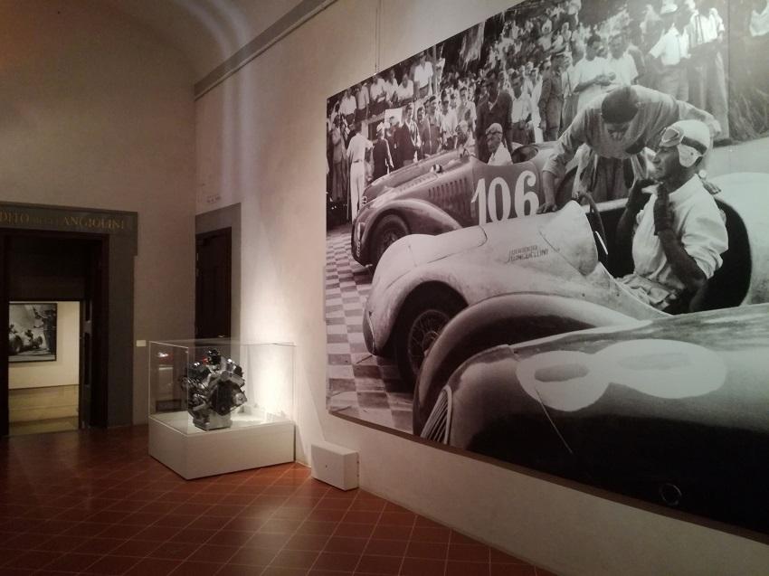 """""""The elegance of speed"""", Palazzo Pitti celebra la storia di Firenze vista dall'auto."""