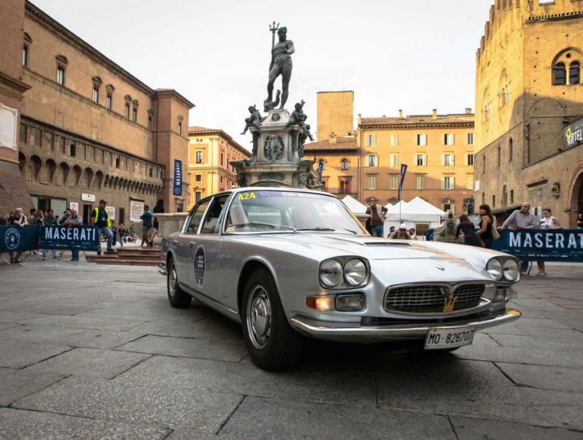 """Libro """"La Maserati di Bologna"""": dove è nato il mito!"""