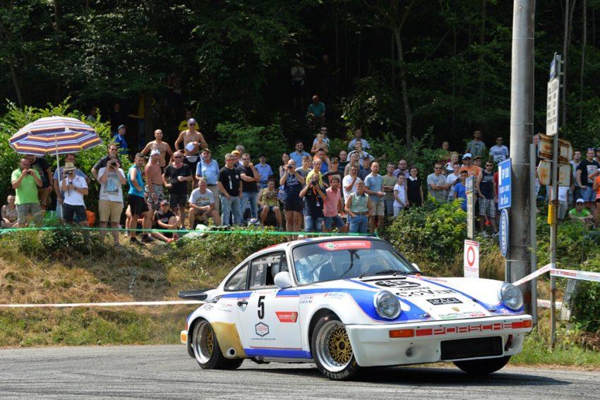 Ecco gli orari e le prove del'8° Rally Lana Storico.