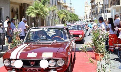 Il Campionato Italiano Regolarità Auto Storiche sbarca in Sicilia