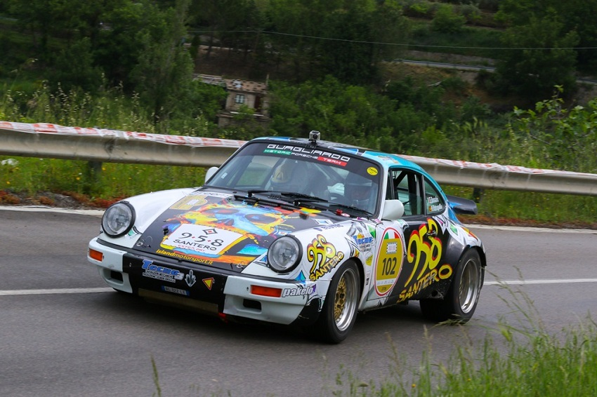 All'8° Rally Lana Storico numeri importanti!