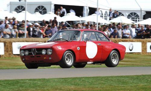 Le Alfa Romeo di ieri e di oggi in scena a Goodwood