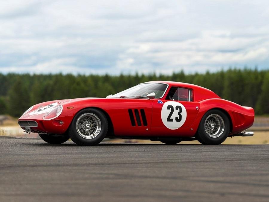 Nuovo record d'asta per la 250 GTO