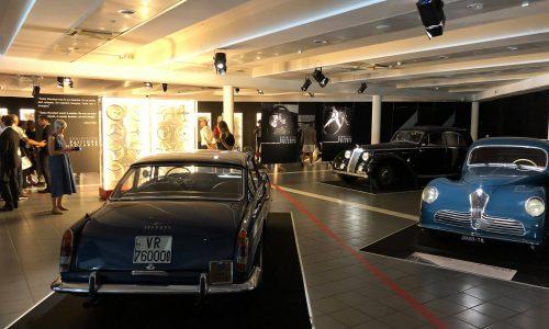 Mostra PassioneVolante al Museo Nicolis