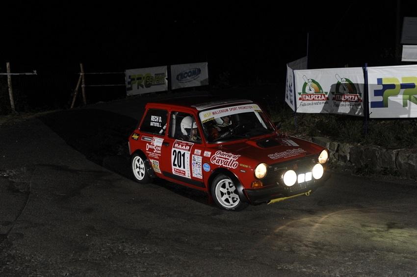 Rally RAAB 2018 sulla scia della passione.
