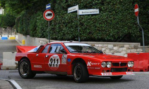 Il Rally Alpi Orientali Historic pronto a entrare in scena.