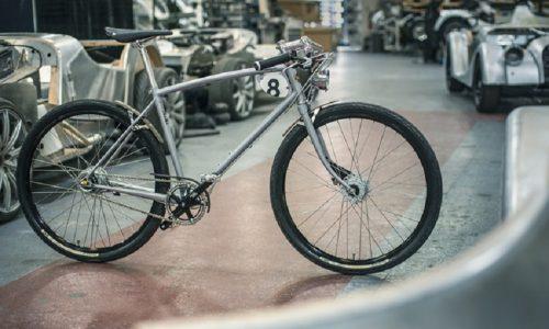 Biciclette di pura ispirazione inglese marchiate Morgan.