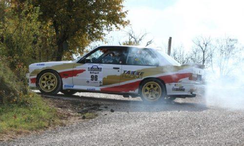 Il 16° Revival Rally Club Valpantena scalda i motori.