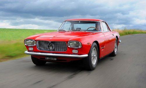 All'asta Maserati milionaria che unisce Little Tony e Eagles