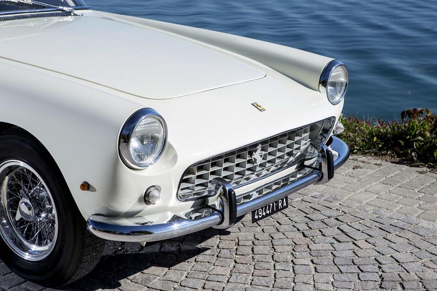 L'asta di Bonhams alla Fiera di Padova punta tutto sulle belle auto italiane.