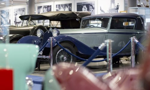 "Il Museo Nicolis in nomination agli ""The Historic MOTORING AWARDS 2018""."