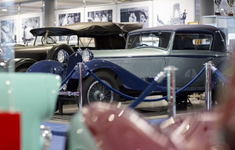 """Il Museo Nicolis in nomination agli """"The Historic MOTORING AWARDS 2018""""."""