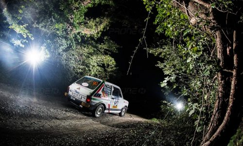 Vittoriosa trasferta per Polato e la sua inseparabile 126 al Rallylegend 2018.