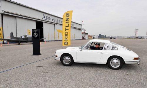 Una Porsche 912 vince la 12^ edizione del Trofeo Milano