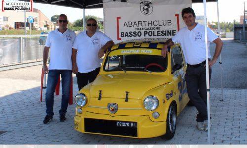 Muove i primi passi l'Abarth Club Basso Polesine