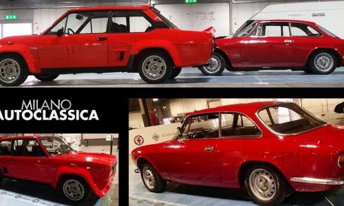 A Milano AutoClassica icone del passato e novità