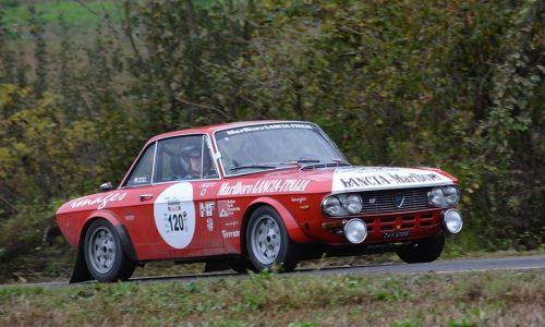 E' una Lancia Fulvia a vincere la terza edizione della regolarità sport chierese.