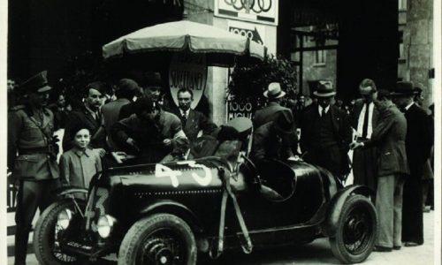 Libro Mille Miglia 1947-1956 Orizzonte perduto.