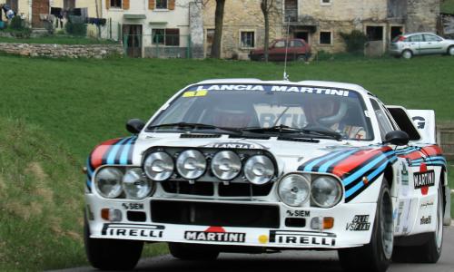 Lessinia Rally Historic: la prima edizione a metà febbraio 2019.