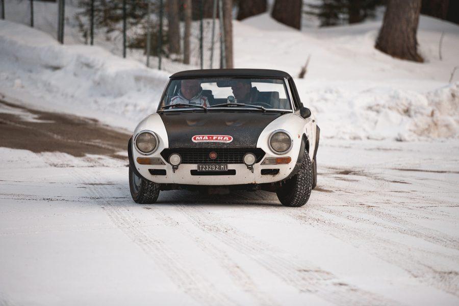 Le auto italiane risplendono al Rallye di Monte-Carlo grazie a MaFra.