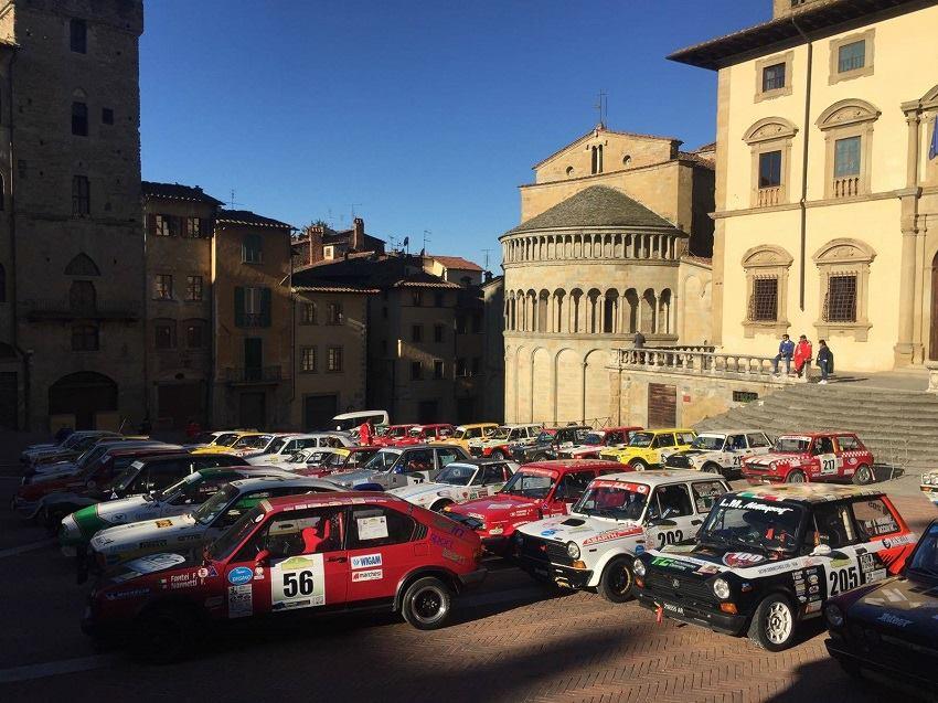 L'Historic Rally delle Vallate Aretine apre le iscrizioni!