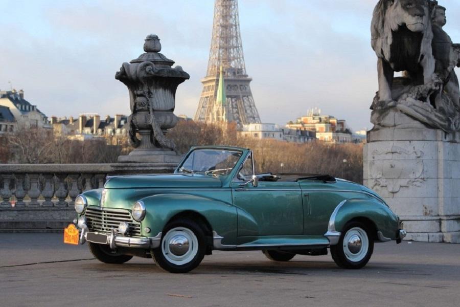 Ecco i buoni risultati per le vettura del Leone a Parigi.