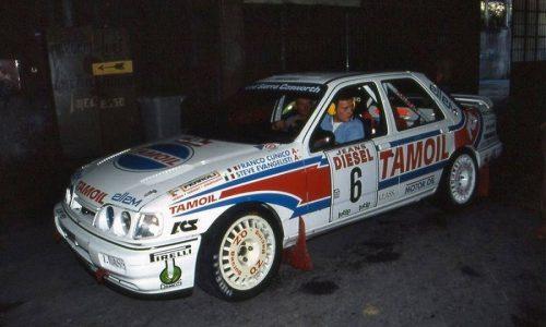I rally storici avranno un sicuro protagonista: torna Gianfranco Cunico.
