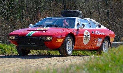 Pronta la Ferrari Dino 208 GT4 per la Pechino-Parigi 2019.