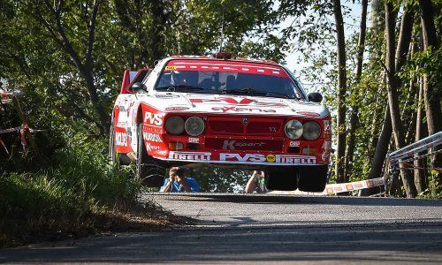 E' realtà il Trofeo Rally ACI Vicenza 2019.