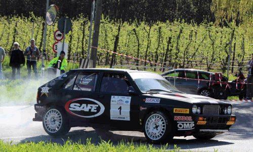 9° Valsugana Historic Rally: aprono le iscrizioni.