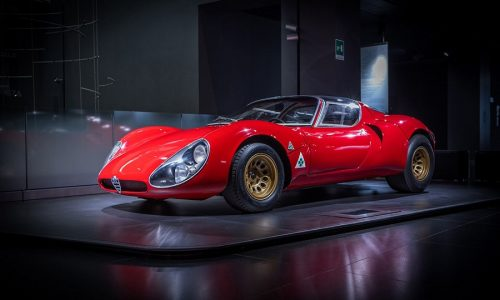 "In Germania Alfa Romeo trionfa ai ""Motor Klassik Awards 2019"""