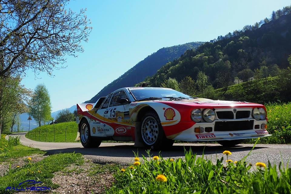 Valsugana Historic Rally: numeri da record con 145 iscritti.
