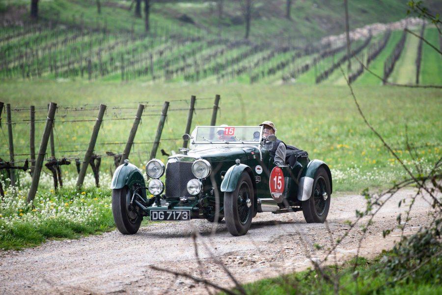 Il Franciacorta Historic 2019 se lo aggiudica una Lancia Lambda del 1929.