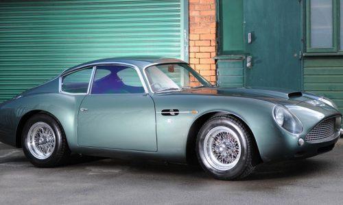 Al via produzione Aston Martin DB4 GT Zagato Continuation