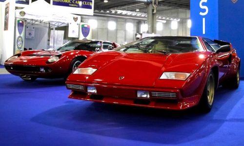 A Verona Legend Cars una mostra celebra la storia dell'auto in 100 modelli.