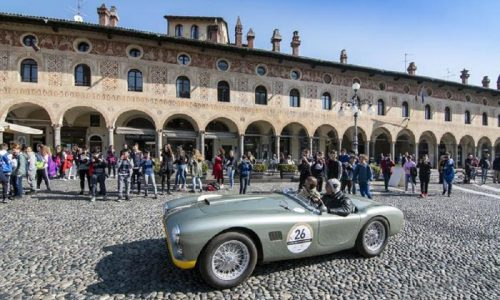 Conclusa 11/ma rievocazione Milano Sanremo, su tutti una Fiat 508.