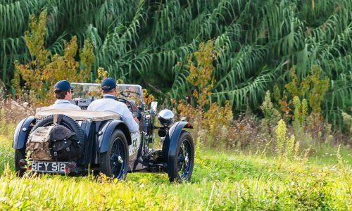 Presentazione del Gran Premio Nuvolari in terra tedesca.