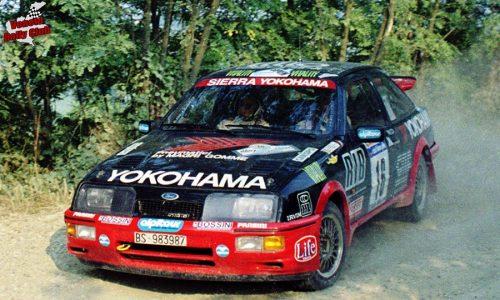 Il Veneto Rally Club compie 20 anni.