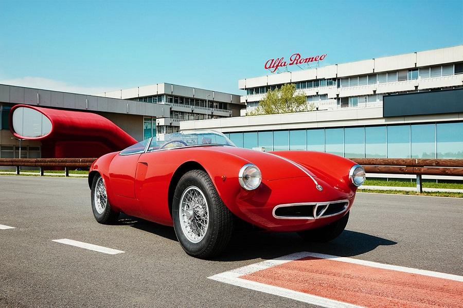 """Alfa Romeo protagonista alla """"1000 Miglia"""" 2019."""