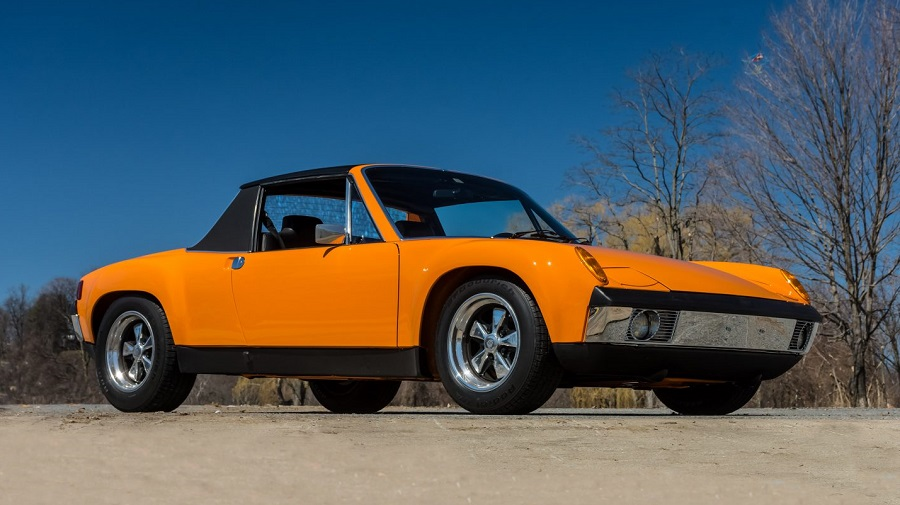 Compie 50 anni la 914 insolita Porsche ideata con Volkswagen.