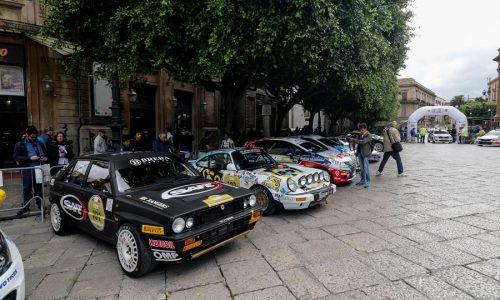 Il CIR Auto Storiche sbarca al Targa Florio Historic Rally.