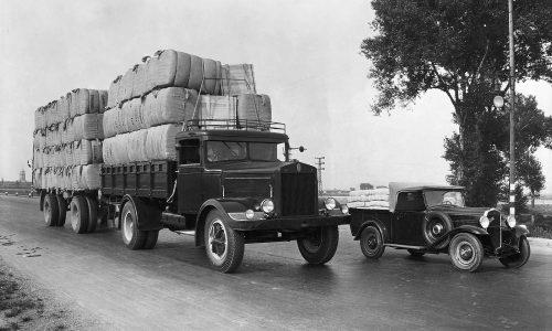 Il ricordo del conte Emanuele di Bricherasio e la Conferenza AISA sui camion italiani.