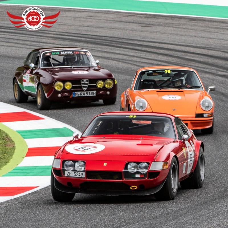 Modena Cento Ore 2019: tutto pronto per la nuova edizione.