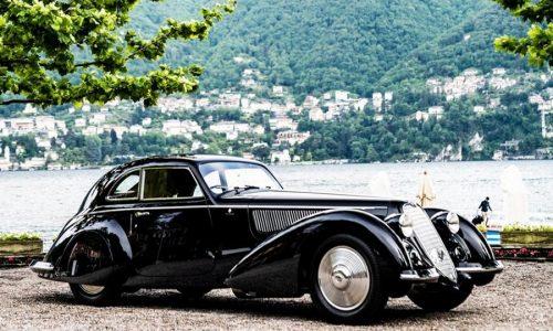 Alfa Romeo 8C 2900 B Touring, è l'auto 'più bella del mondo'