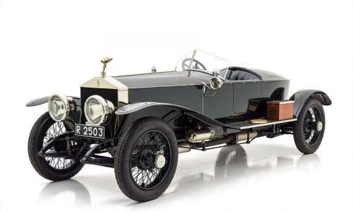 Auguri Rolls-Royce, il mito festeggia 115 anni.