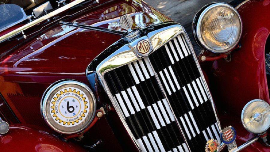 A Santa Marinella torna Trofeo Auto d'Epoca 'La Dolce Vita'